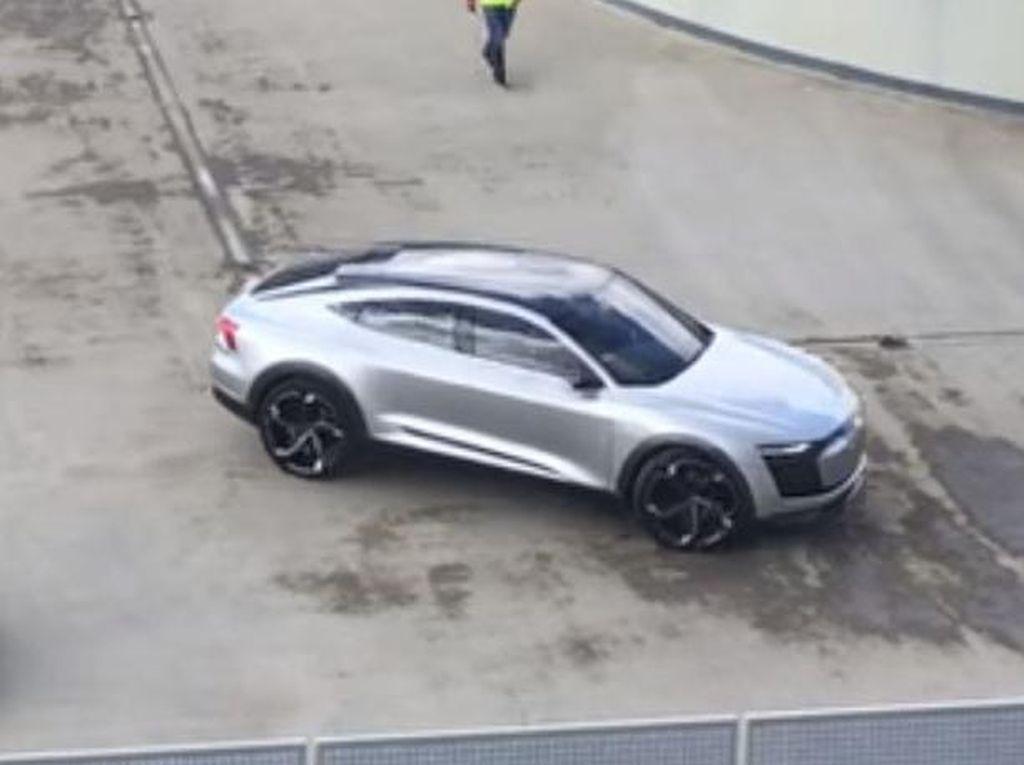 Porsche dan Audi Siap Bangun Mobil Listrik Bareng
