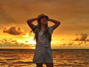 Tips Kulit Tetap Cantik Saat Mudik ala Travel Blogger Marischka Prudence