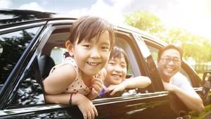 Bunda, Ini 6 Tips Mudik Lebaran Nyaman Bersama Si Kecil
