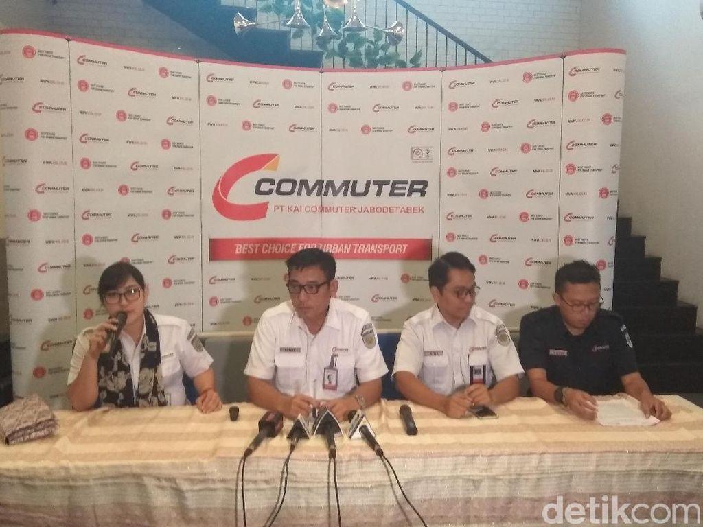 Antisipasi Lonjakan Penumpang, PT KCJ Tambah Loket di Stasiun-stasiun