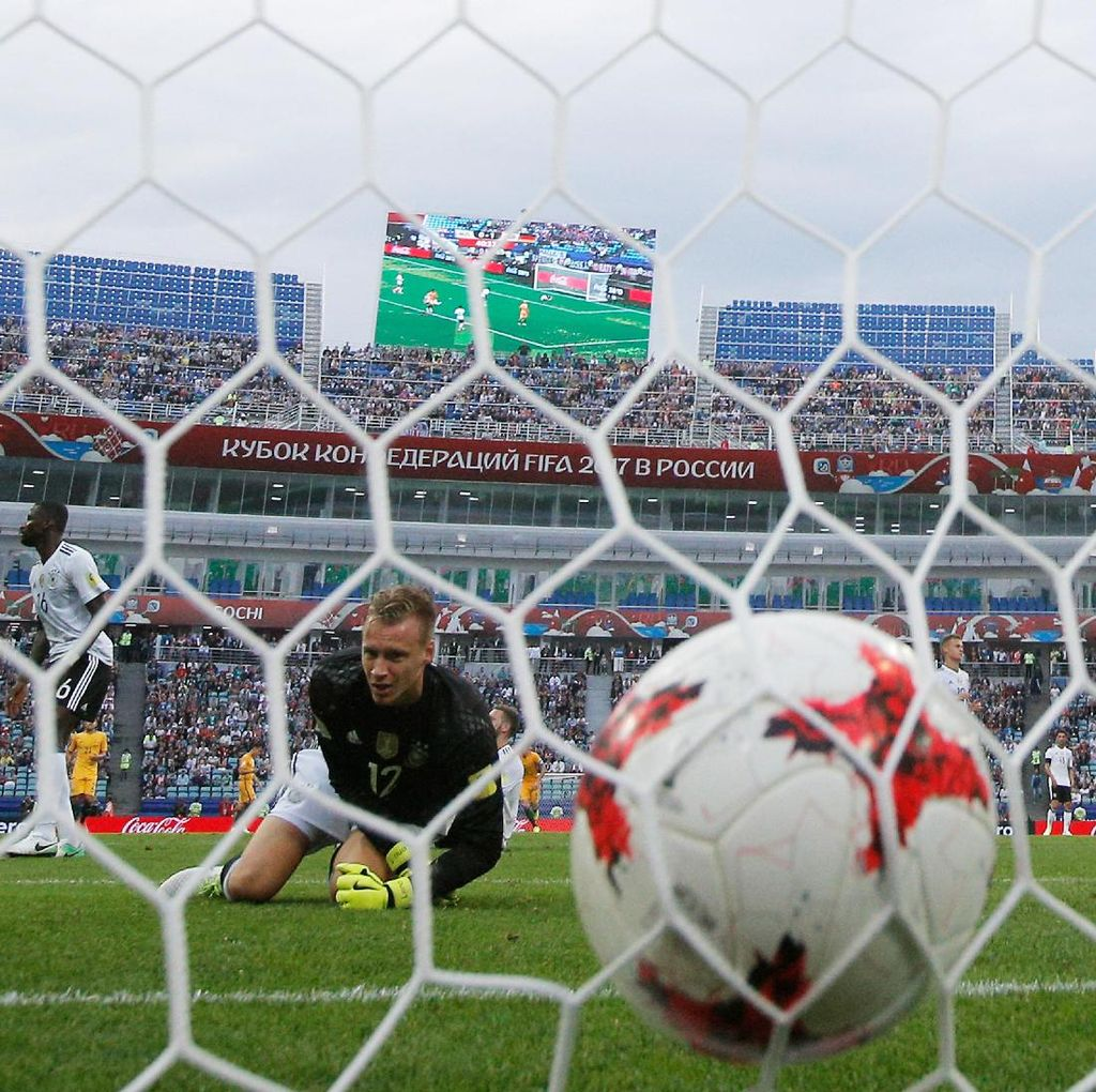 Jerman Kemasukan Dua Gol, Loew Tegaskan Keyakinannya terhadap Leno