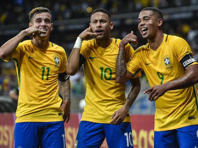 Gabriel Jesus Ungkap Rahasia Sukses Raih Emas Olimpiade Bersama Neymar