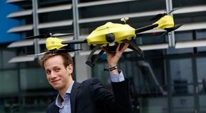 Keren! <I>Drone</I> Ambulans Khusus Pertolongan Pertama Serangan Jantung
