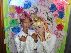 Diserang Netizen, Ini Kata Anak SMP yang Menikah di Usia 15 Tahun