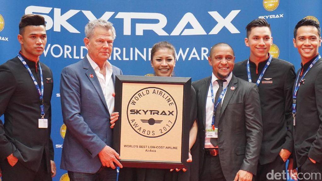AirAsia Maskapai Berbiaya Hemat Terbaik Dunia 9 Kali Berturut-turut