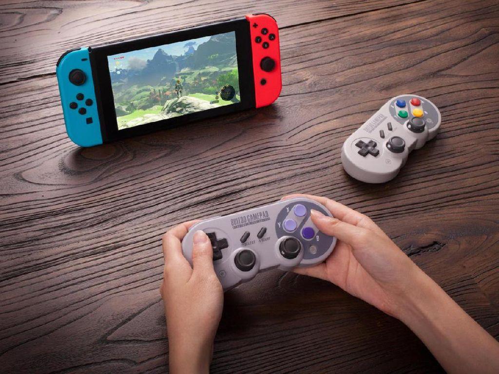 Penjualan Nintendo Switch Nyaris Tembus 20 Juta Unit