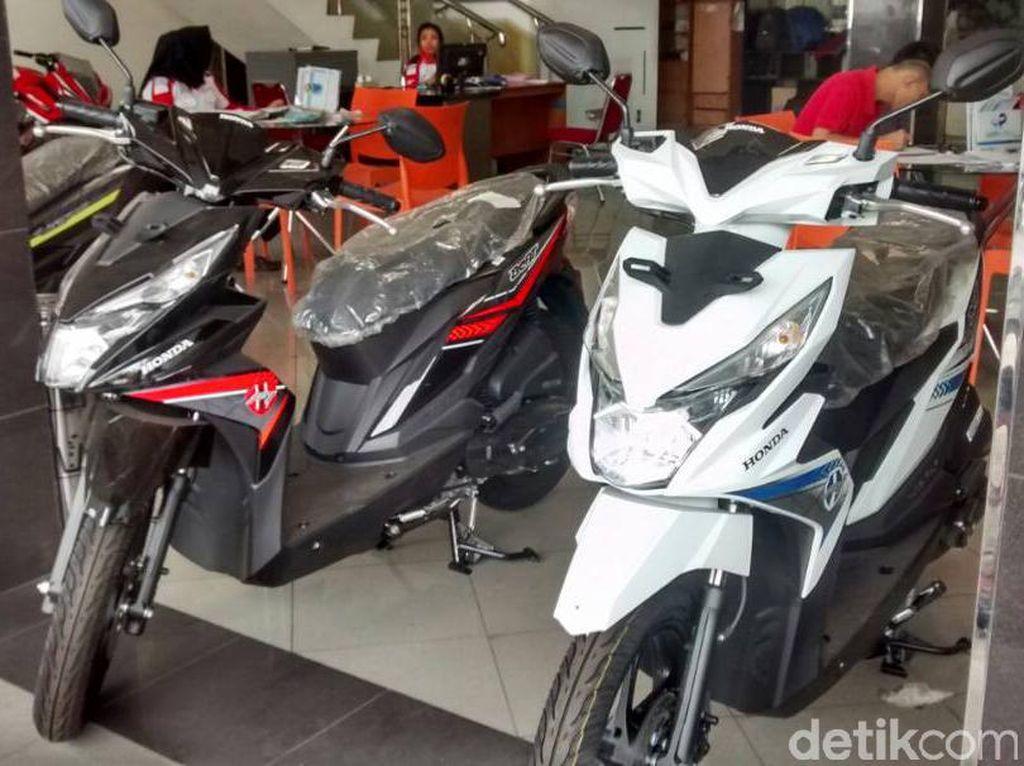 Ekspor Sepeda Motor Rakitan Indonesia Makin Meroket