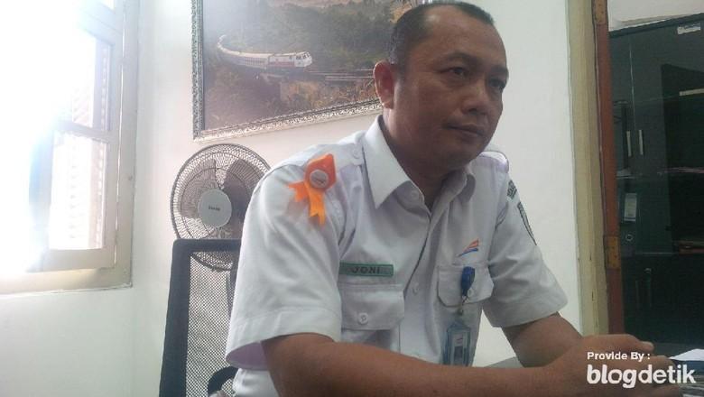 Tiket Kereta Libur Natal dari Bandung Baru Terjual 50 Persen