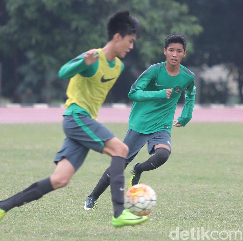 Setelah Juara Tien Phong Plastic Cup 2017, Timnas U-16 Fokus Piala AFF
