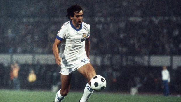 Michel Platini semasa aktif bermain