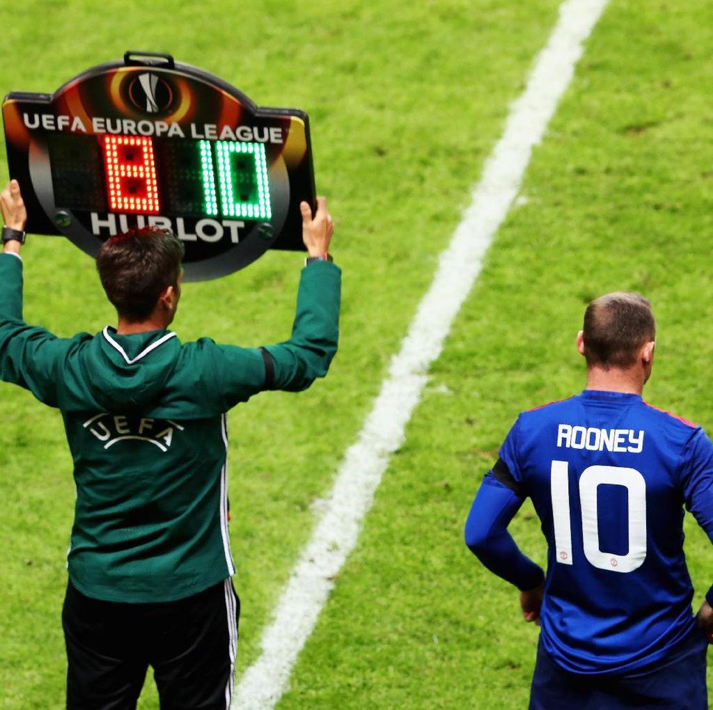 Rooney Kurang Diapresiasi