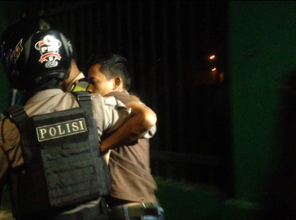 Operasi SOTR, Polisi Amankan Puluhan Orang karena Bawa Sajam