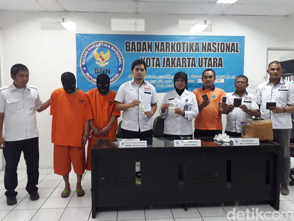 BNN Jakarta Utara Gagalkan Penyelundupan Sabu Melalui Jasa Ekspedisi