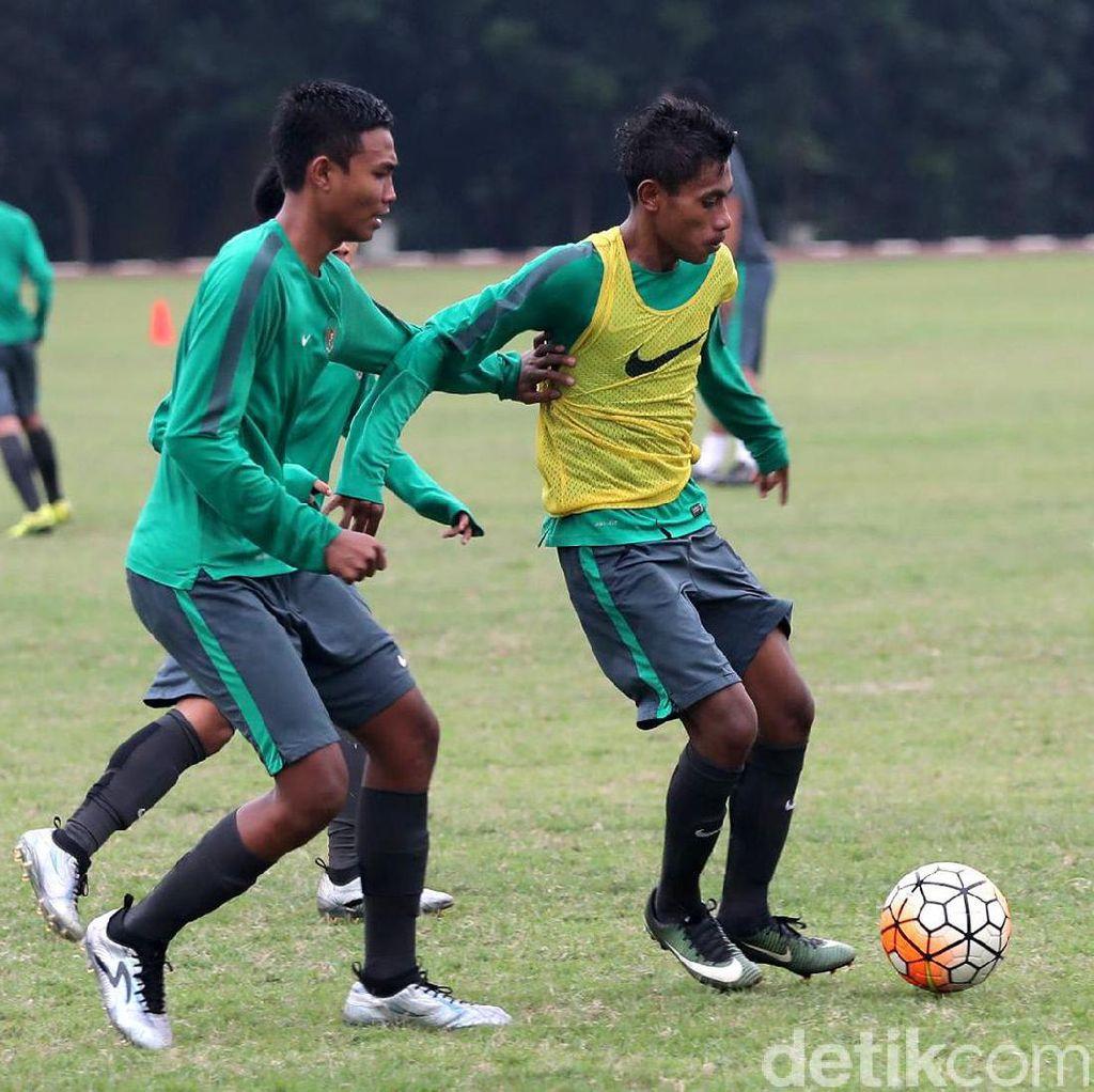 Tampil di Kualifikasi Piala Asia, Timnas U-16 Minta Doa