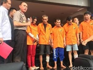 Polisi Sita Rp 6 Juta Hasil Perampokan Penembak di Daan Mogot