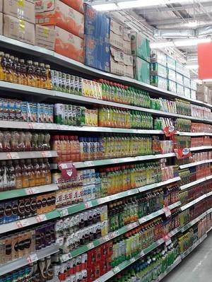 Beli 2 Gratis 1 Aneka Minuman Sajian Lebaran di Transmart Carrefour