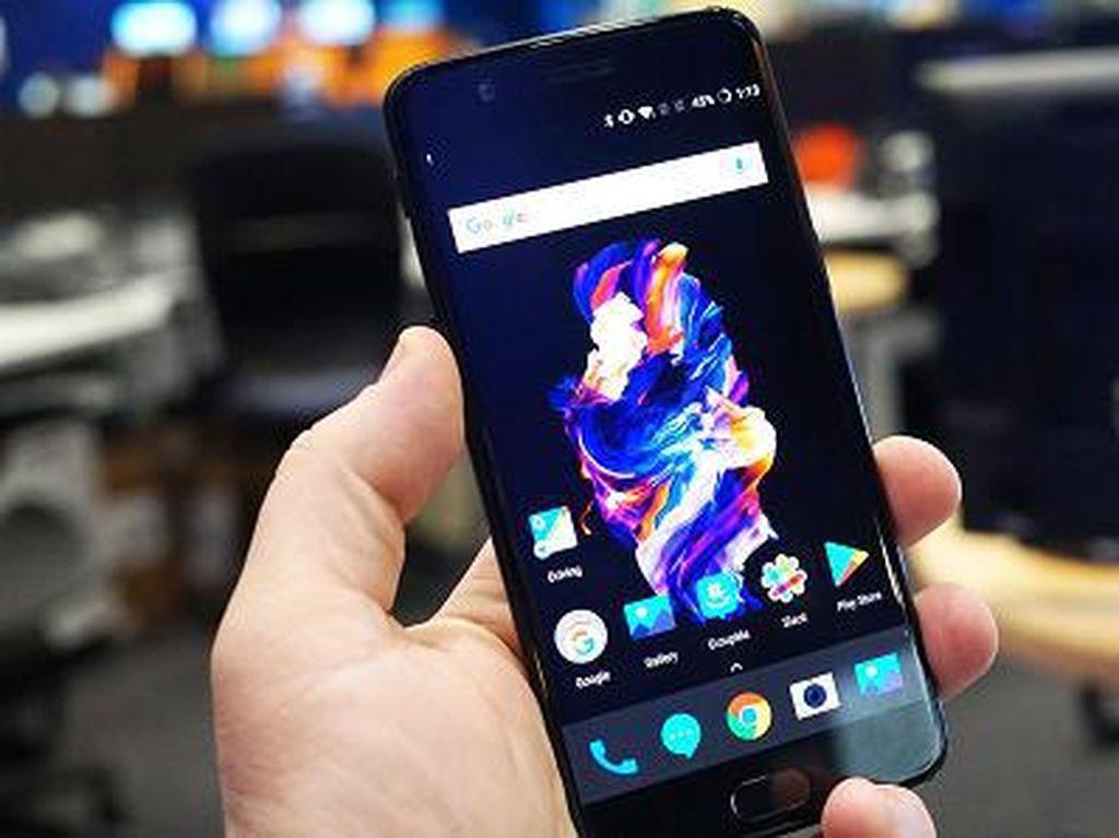OnePlus 5 Lebih Ngebut dari iPhone 7 Plus
