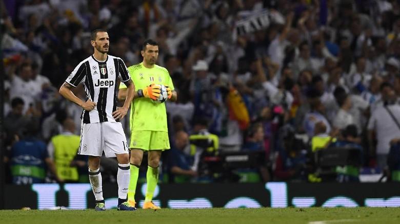 Bonucci Bantah Ada Pertengkaran di Ruang Ganti Juve Saat Jeda Final Liga Champions