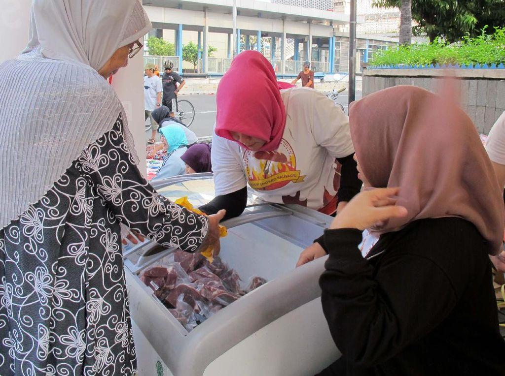 Ramadan, Permintaan Daging Sapi Meningkat