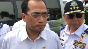Menhub: Warga akan Mulai Balik ke Jakarta H+3 Lebaran