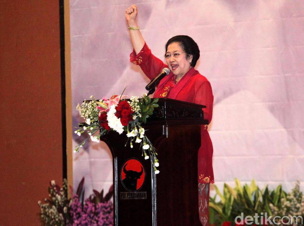 RI Protes Bendera Terbalik, Megawati: Kalau Bukan Kita Siapa lagi