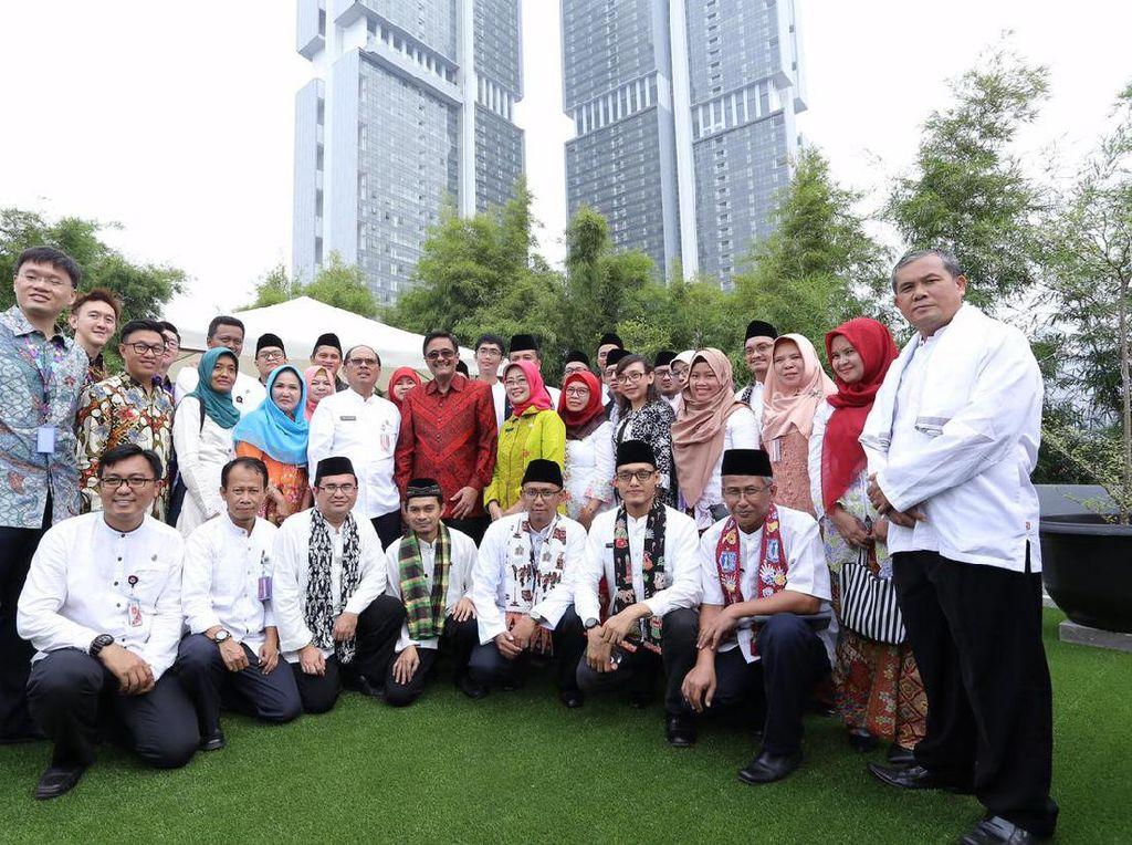 Asyiknya Co-working Space Jakarta Smart City