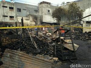 Kisah Korban Kebakaran di Kebayoran Lama yang Tak Jadi Mudik