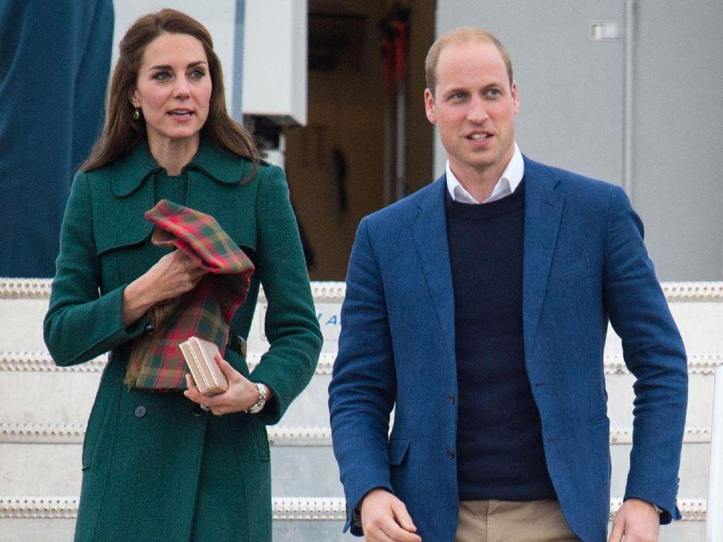 Pangeran Charles Positif, William Pernah Bercanda Sebarkan Corona