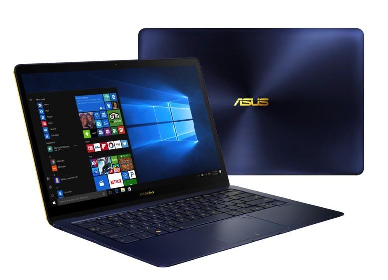 ZenBook UX390UA, Laptop Fashionable dengan Performa Cepat dari Asus