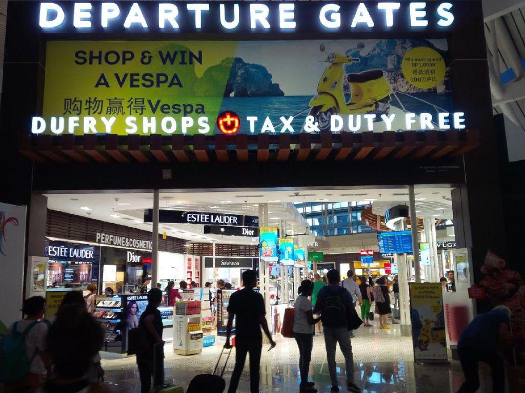 Bangga! Bandara Ngurah Rai Sabet 3 Penghargaan Tingkat Dunia