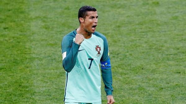Kota Kazan Buatkan Ronaldo Mural Besar, untuk Messi Kapan?