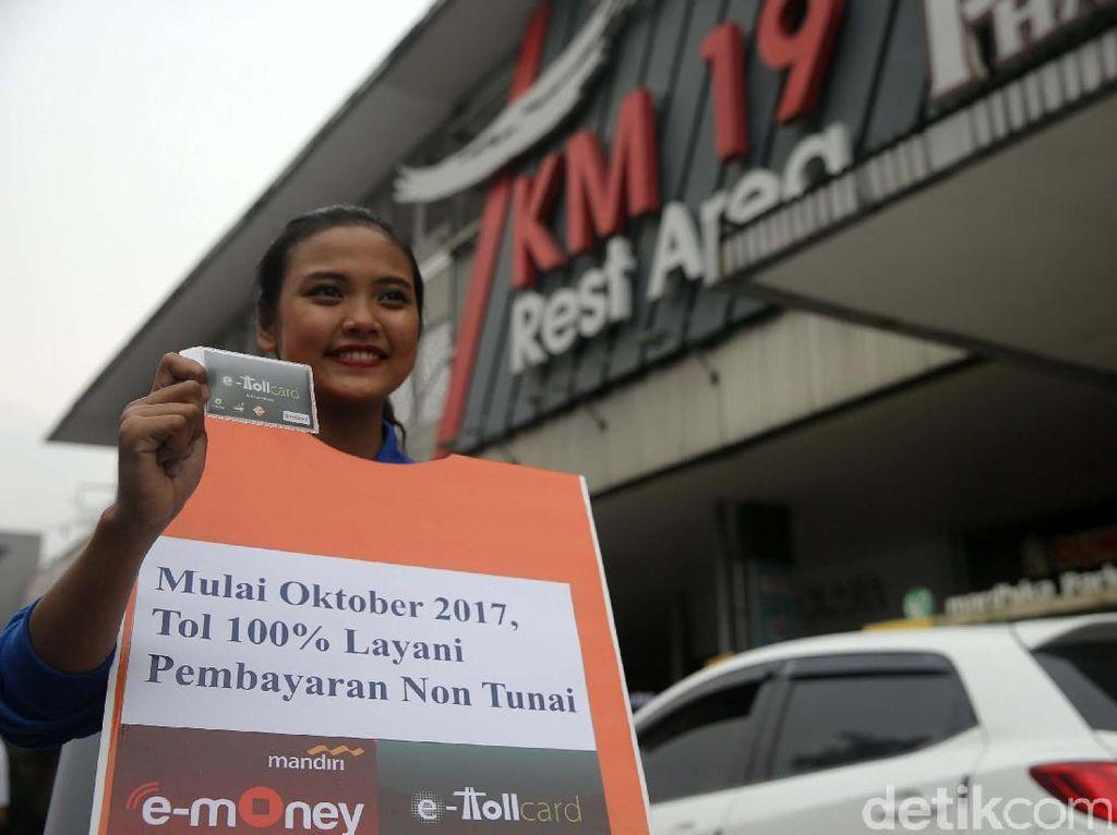 Beredar di Medsos, Rest Area KM 19 Tol Jakarta-Cikampek Dijual Rp 225 M