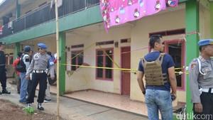 Polisi Geledah 2 Kontrakan Terduga Teroris Di Cianjur
