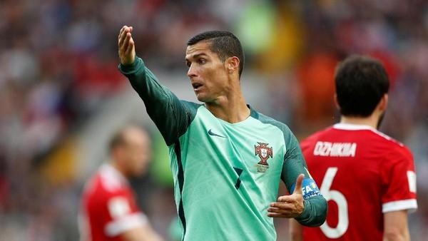 Santos: Privasi Ronaldo Harus Dihormati