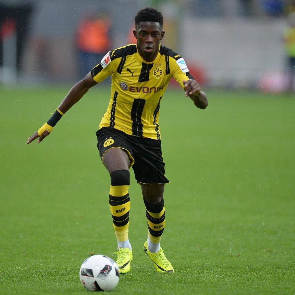 Dortmund Perpanjang Masa Hukuman Dembele