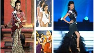 Viral! Finalis Miss Universe Pakai Daster dan Sendal Jepit