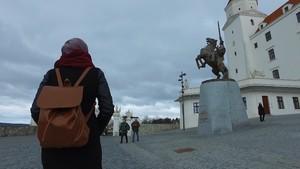 Lika-liku Perjalanan Spiritual 2 Muslimah Slowakia