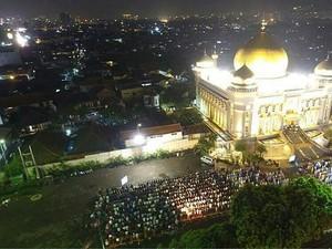 Malam ke-28 Ramadan: Makin Meruah Ghiroh di Segala Penjuru