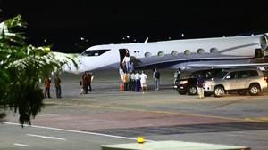 Mudik ke Bali, Barack Obama Naik Land Cruiser