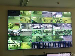 Djarot Bisa Pantau Langsung CCTV Terminal Pulogebang dari Balai Kota