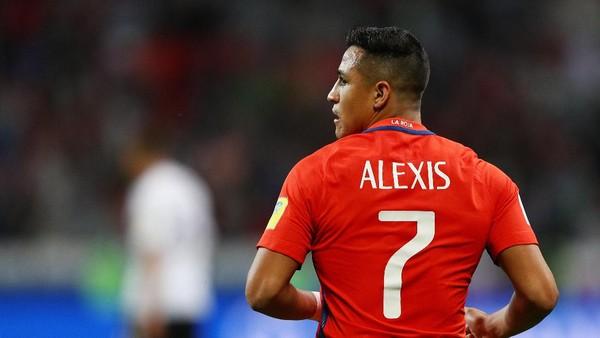 Sanchez: Topskorer Sepanjang Masa Chile Sudah, Selanjutnya Gelar Juara