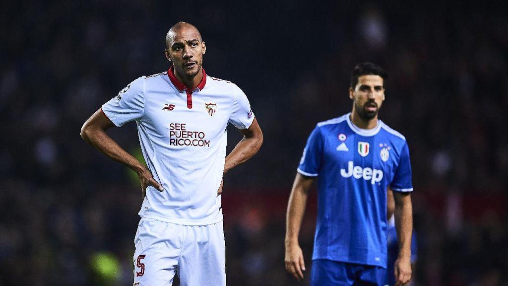 Juventus Belum Nyatakan Minat untuk NZonzi
