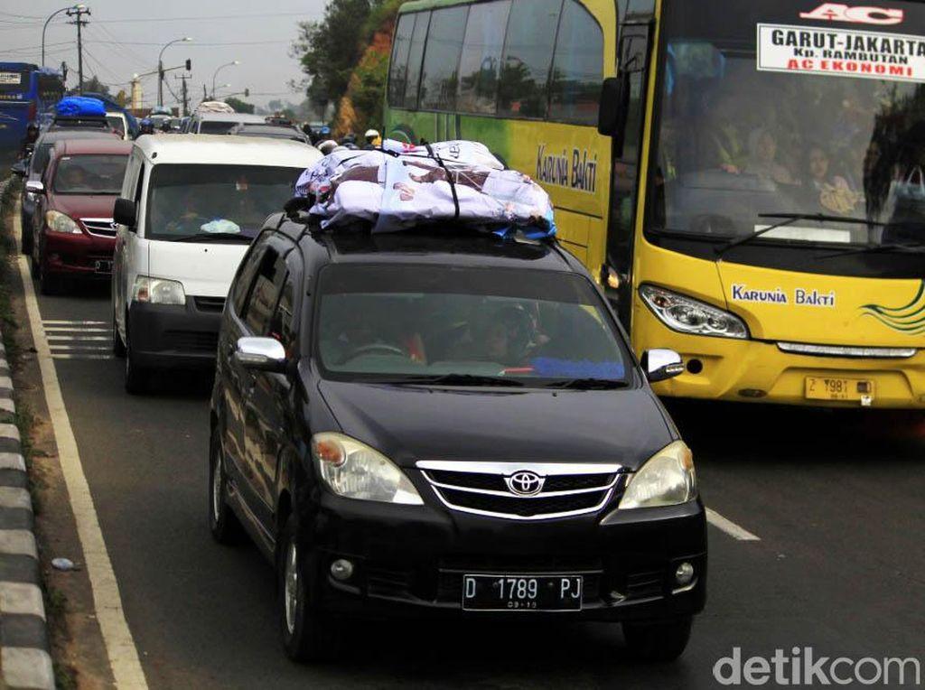 Skenario Polri Atur Mudik di Tengah Pandemi Corona: Penumpang Mobil Dibatasi