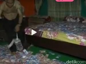 Uang Rp 1 M yang Berserakan di Kamar Kades Nono Disebut untuk THR