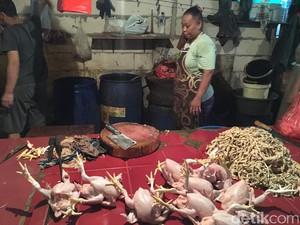 Hari Ini Harga Daging Ayam Rp 45.000/Ekor, Bagaimana Setelah Lebaran?