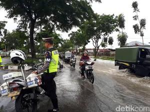 Diguyur Hujan Deras, Kota Pekanbaru Banjir