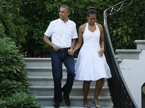 Obama Tiba di Candi Prambanan Yogyakarta
