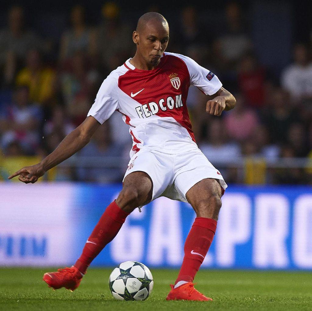 Fabinho Siap Tinggalkan Monaco Musim Depan