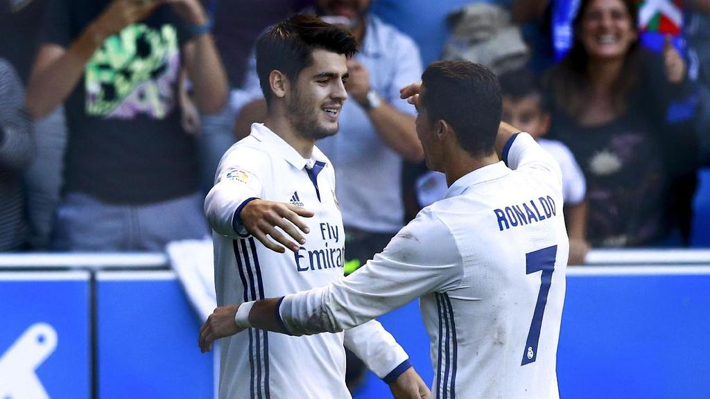 Ronaldo atau Morata, Siapa yang Sebaiknya Digaet MU Menurut Peter Schmeichel?