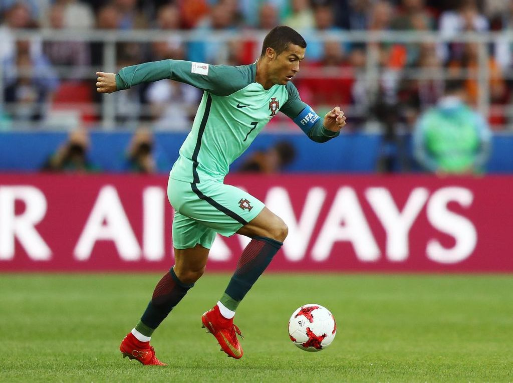Selandia Baru: Portugal Tak Cuma Ronaldo Saja